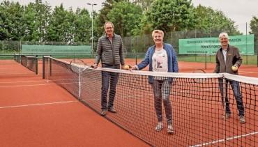 TSV Rethen eröffnet sanierte Tennisanlage